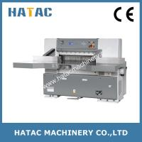 Wholesale Automatic Sheet-to-sheet Cutting Machine,Automatic Paper Leather Cutting Machinery from china suppliers