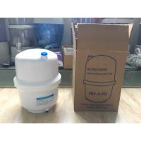 Quality Reverse Osmosis Water Filtration System Water Purifier Tank Water Pressure Storage Tank for sale