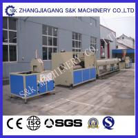 Wholesale Drainage Pvc Plastic Pipe / Tube Extrusion Line  Electrical Control System from china suppliers