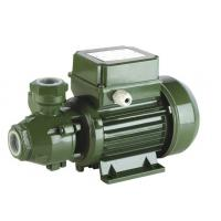 Wholesale High Pressure Electric Peripheral Self Priming Water Pump 0.3kw / 0.4hp KF Series from china suppliers