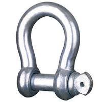 Wholesale COMMERCIAL GALVANIZED BOW SHACKLE from china suppliers