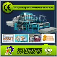 Wholesale Automatic 4000pcs/hr egg tray production line from china suppliers