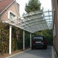 Wholesale Aluminum Carport, Various Designs/Materials/Sizes are Available, Customized Logos are Welcome from china suppliers