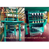 Quality Oxygen Free Copper Rod Copper Continuous Casting Machine / Copper Strip Upcasting Machine for sale