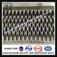 Wholesale Tread grip perforated metal for stairs from china suppliers