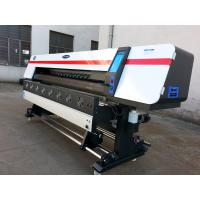 Quality 1.8m Large Format Eco Solvent Printer with Epson DX7 Heads for Vinly Sticker Flex Banner Printing for sale