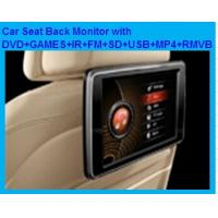 "Wholesale car entertainment products 10.1"" Headrest DVD Player with GAMES+IR+FM+SD+USB+MP4+RMVB from china suppliers"