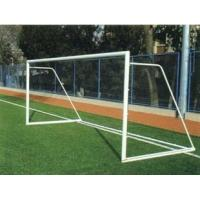 Wholesale Freestanding Fixed Boys Football Goals 7.32×2.44 11 Person Playing from china suppliers