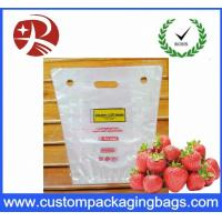 Wholesale PP Portable Fruit Packing Bag With Perforation And Hanger Hole from china suppliers