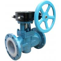 Wholesale Soft Sealing Gas Lubricated  Plug Valve PN160 , Electric Or Pneumatic Plug Valve from china suppliers