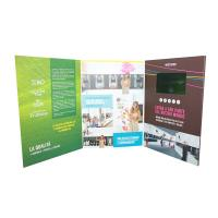 promotional activities video invitation card with upload video / music