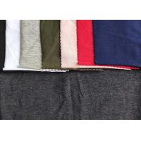 Buy cheap Customizable Single Jersey Knit Fabric 94 %Cotton 6% Spandex For Garment from wholesalers