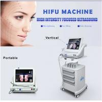 Wholesale Medical HIFU Face Lifting Equipment Ultrasound Face Treatment Wrinkle Removal from china suppliers
