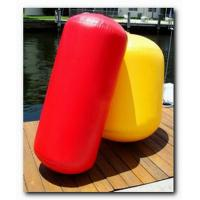 Wholesale Multi Color Inflatable Boat Accessories Compressed - Air PVC Large Boat Fenders from china suppliers