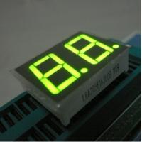 Wholesale Low Voltage 2 Digits Led 7 Seg Display Anode Green 0.56 Inch from china suppliers