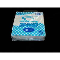 40*40cm Food Grade White cola / Lunch Paper Napkins of Recycled Pulp