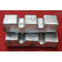 Wholesale MgZr Mgzr30 Ingot  Shape Magnesium master alloy with rare earth ,low impurities magnesium zirconium ( mgzr ) alloy mgzr3 from china suppliers