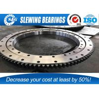 Buy cheap High Hardness SUMITOMO SH240-5 Excavator Slew Ring Without Gear Bearing from wholesalers