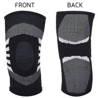 Quality Knee Support Sleeves (PAIR) - Compression for Weightlifting, Powerlifting for sale