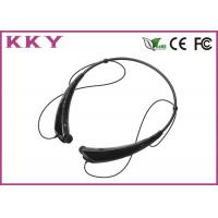 Wholesale 300 Hours Standby Sports Bluetooth Earphones Noise Reduction With FCC / CE / RoHS from china suppliers