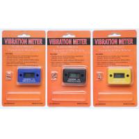 Wholesale Waterproof Generator LCD Digital Tach Vibration Hour Meter with Blue, Yellow, Black from china suppliers