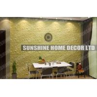 Wholesale Recycled 3D Wall Art Tiles Bathroom Commercial Ceilling Panels from china suppliers