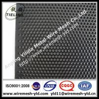 Wholesale PVC coated round hole perforated metal sheet,metal wire mesh from china suppliers