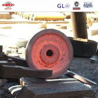 Wholesale Single Sheave Pulley For Hoisting Crane / Forged Sheave Wheel Stacker Machinery from china suppliers
