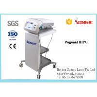 Wholesale New Technology HIFU Machine For Women Vaginal Treatment , Vaginal Tightening Device from china suppliers