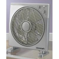 Wholesale Powerful Low noise 12 box fan from china suppliers