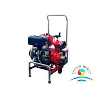 Wholesale High Volume Marine Emergency Fire Water Pump Low Pressure 220V from china suppliers