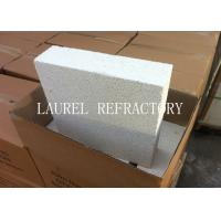 Wholesale ISO Insulating Fire Brick , Low Density Mullite Insulation Brick For Ceramic Kilns from china suppliers
