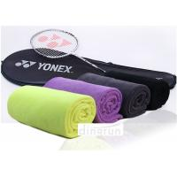 Quality Antibacterial Personalized Microfiber Sport Towels Fast Dry For Adults for sale