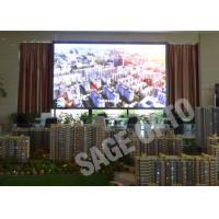 Wholesale Indoor LED Advertising Billboard High Defination Super Slim Large LED Screen from china suppliers