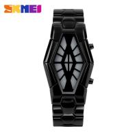 Wholesale Sports Boys Business Wrist Watch Snake Eyes Case 30M Waterproof from china suppliers