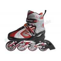 Wholesale Outdoor Sports Comfort Padding Girls Inline Roller Skates Adjustable By Push Button from china suppliers