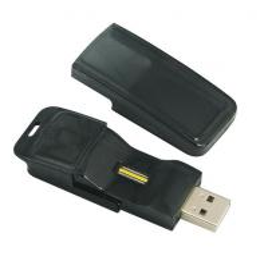 Wholesale 1GB, 2GB ,4GB Plastic Fingerprint USB Flash Drive, High Speed USB 2.0 Memory Sticks from china suppliers