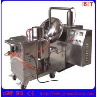 Wholesale Byc-400A 304 Sugar Coating Machine for Tablet with liquid supply device from china suppliers