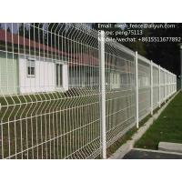 Wholesale Best selling galvanized and powder coated welded mesh fencing from china suppliers