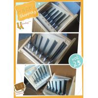Wholesale 6 Pieces 16mm Shank Left Hand Rotataion 6 Piece Mortising Bit Sets For Woodworking from china suppliers