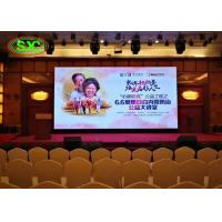 Wholesale Hotel / Mansion Conference Hall P6 SMD 2121 Hoisting Hd Led Screen / Display from china suppliers