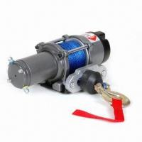 Wholesale protable Electric boat winch(12-24V) from china suppliers