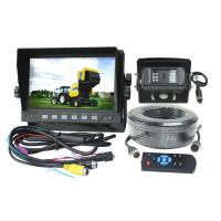 "Wholesale IP67 Rugged Rear View Parking Camera With Colour 7"" LCD Monitor from china suppliers"