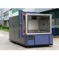 Wholesale Fast Change Rapid Temperature Humidity Change Rate Testing Chamber ESS Chamber from china suppliers