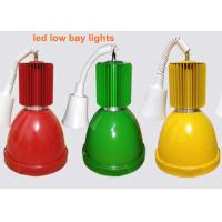 Wholesale Red / Yellow / Green Housing COB Led Low Bay Lights With 45  90 120 Degree Beam Angle from china suppliers