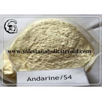 Wholesale SARMs White Powder Andarine / S4 / GTx-007 for Increasing Muscle Mass from china suppliers