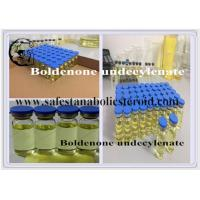 Wholesale Bodybuilding Boldenone Undecylenate Injectable Anabolic Steroids 13103-34-9 from china suppliers