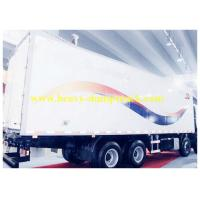 Wholesale Sinotruk HOWO Refrigerated Box Truck 6X4 371HP with Truck Reverse Camera System from china suppliers
