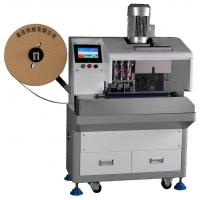 Wholesale Saving Labor Wire Crimping Machine , Terminal Crimping Tool Automatic Oil Feed Unti from china suppliers