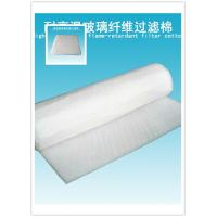Wholesale White High Temperature Filter Media , Sponge Air Filter Material EN779 Certificated from china suppliers